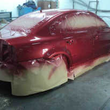 Подготовка к покраске и покраска автомобиля своими руками